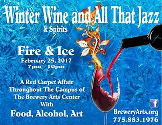 SAT.FEB.25 – BREWERY ARTS CENTER – CARSON CITY, NV