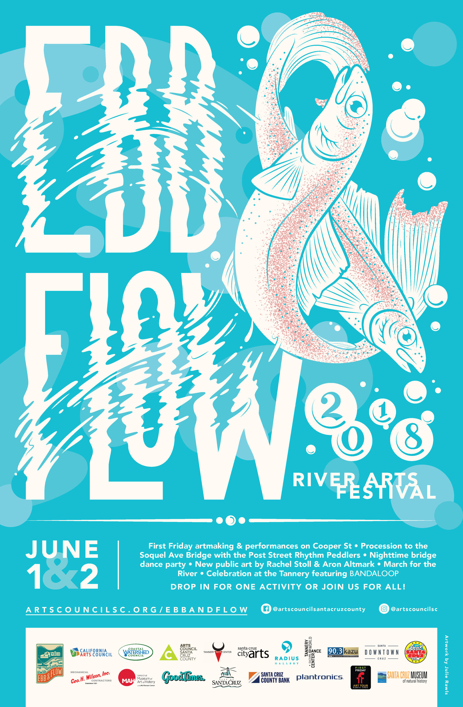 SAT.JUN.2 – EBB & FLOW – SANTA CRUZ, CA